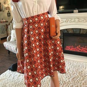 Dresses & Skirts - Designer Custom Skirt From Holland Dutch Wax.